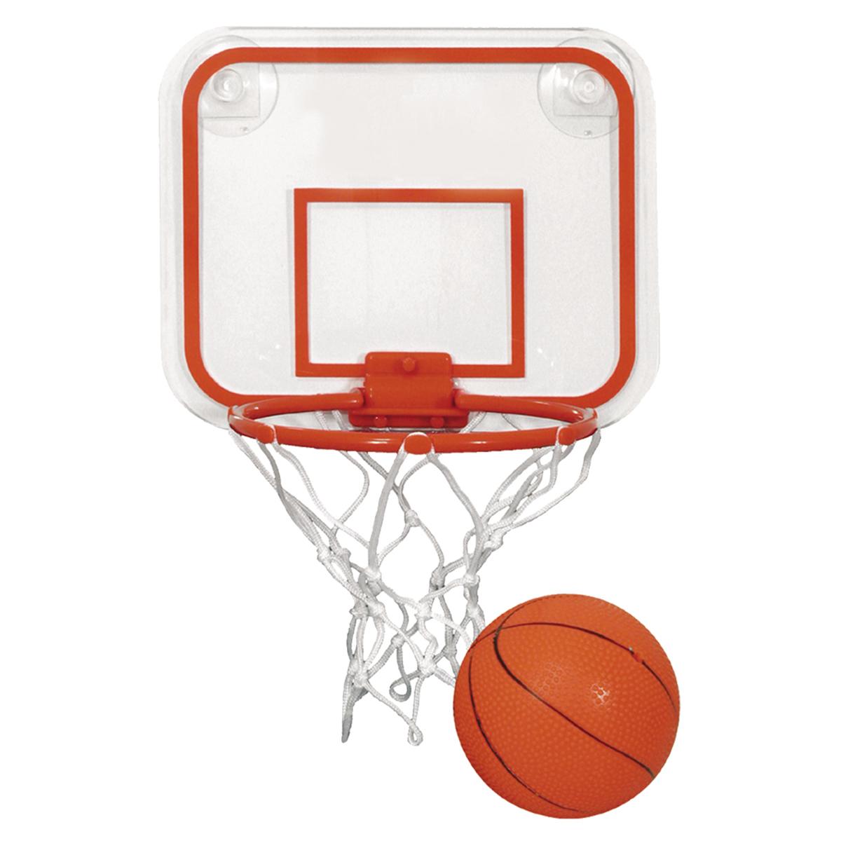 54 - Mini set de basketball y canasta