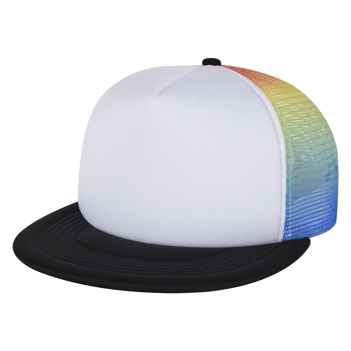 1182 - Gorra Trucker Rainbow