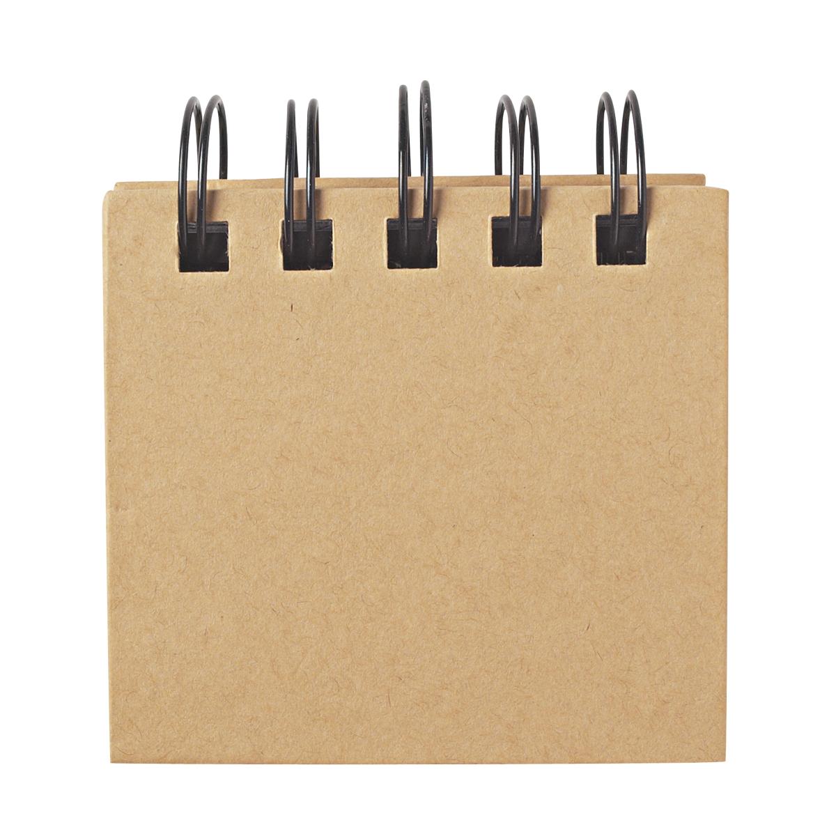 1340 - Mini libreta con notas y banditas adhesivas