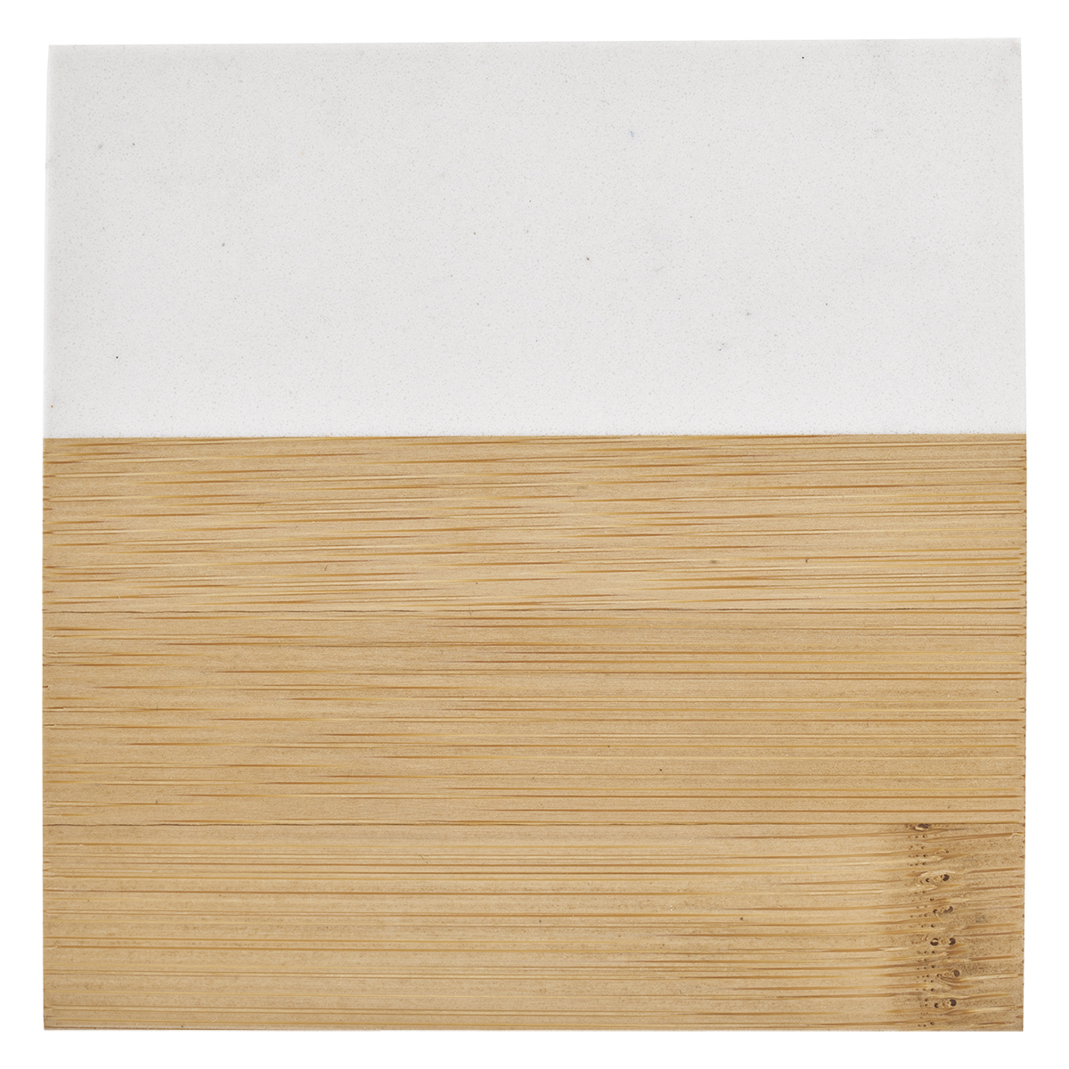 2202 - Porta vasos de bambú