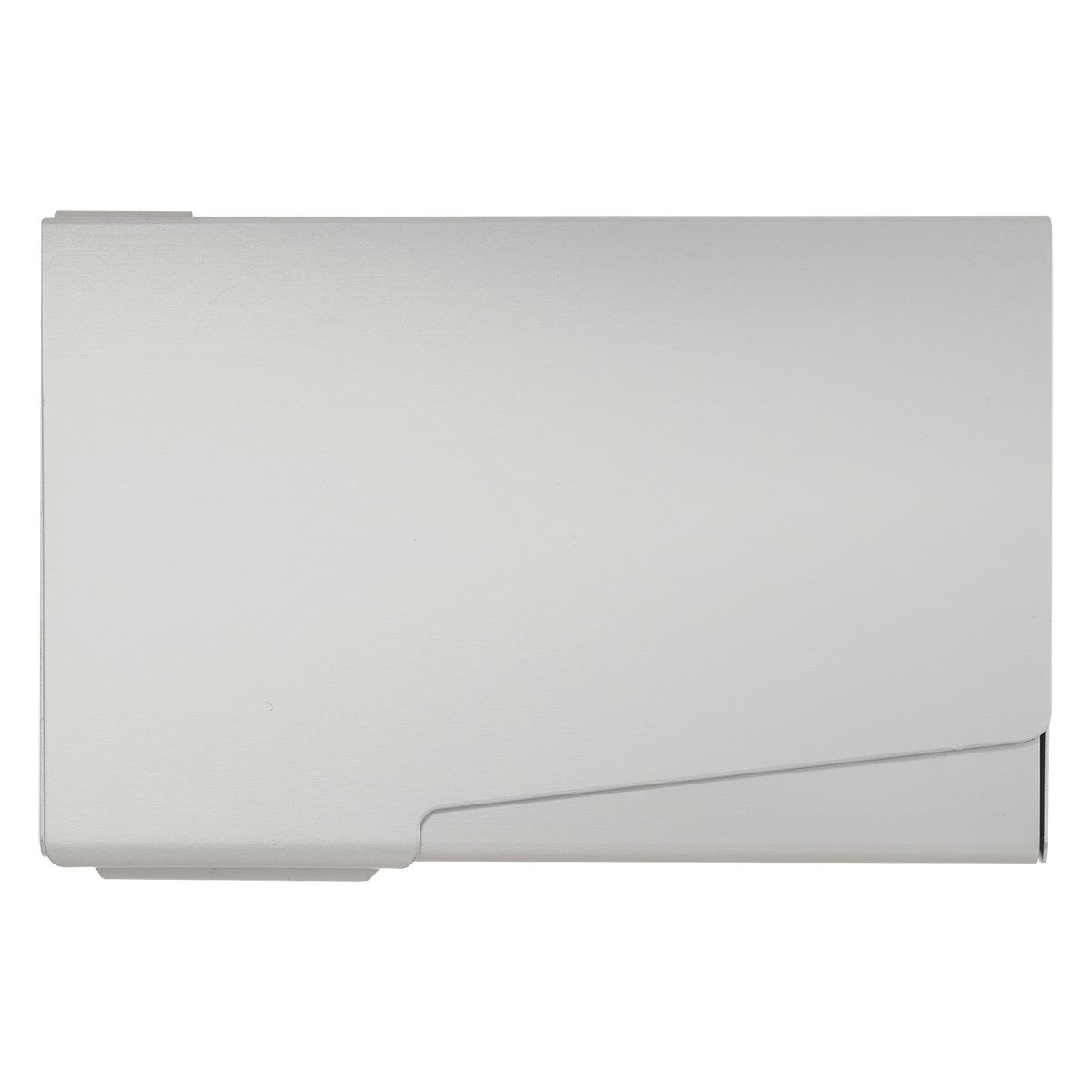 4835 - Tarjetero de aluminio
