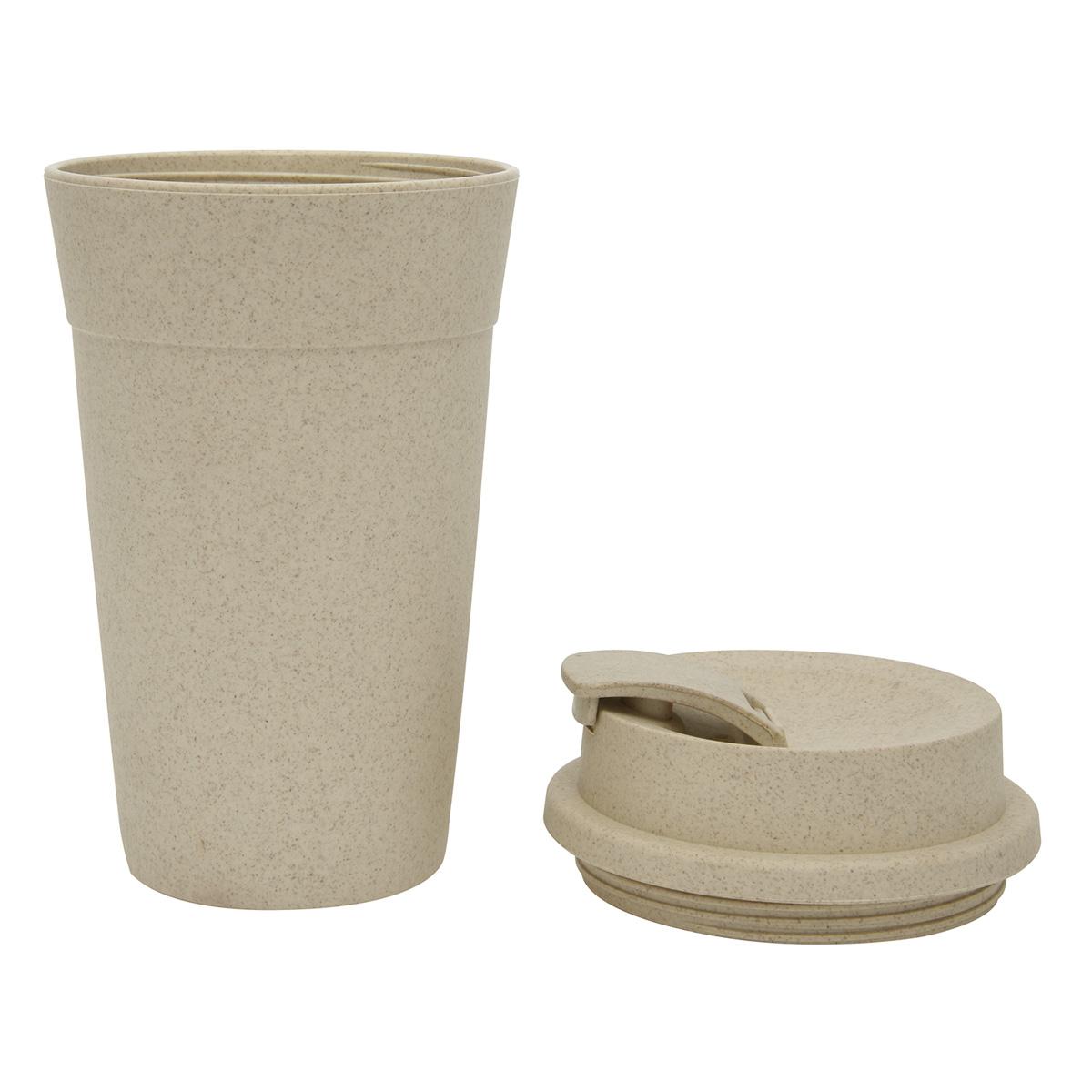 5378 - Vaso Térmico Ecológico Wheat Travel de 473 ml.