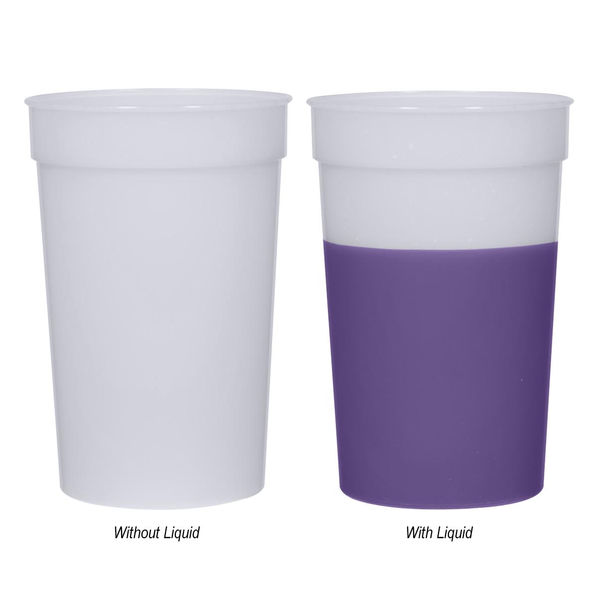 5935 - Vaso que Cambia de Color de PP 22 Oz.