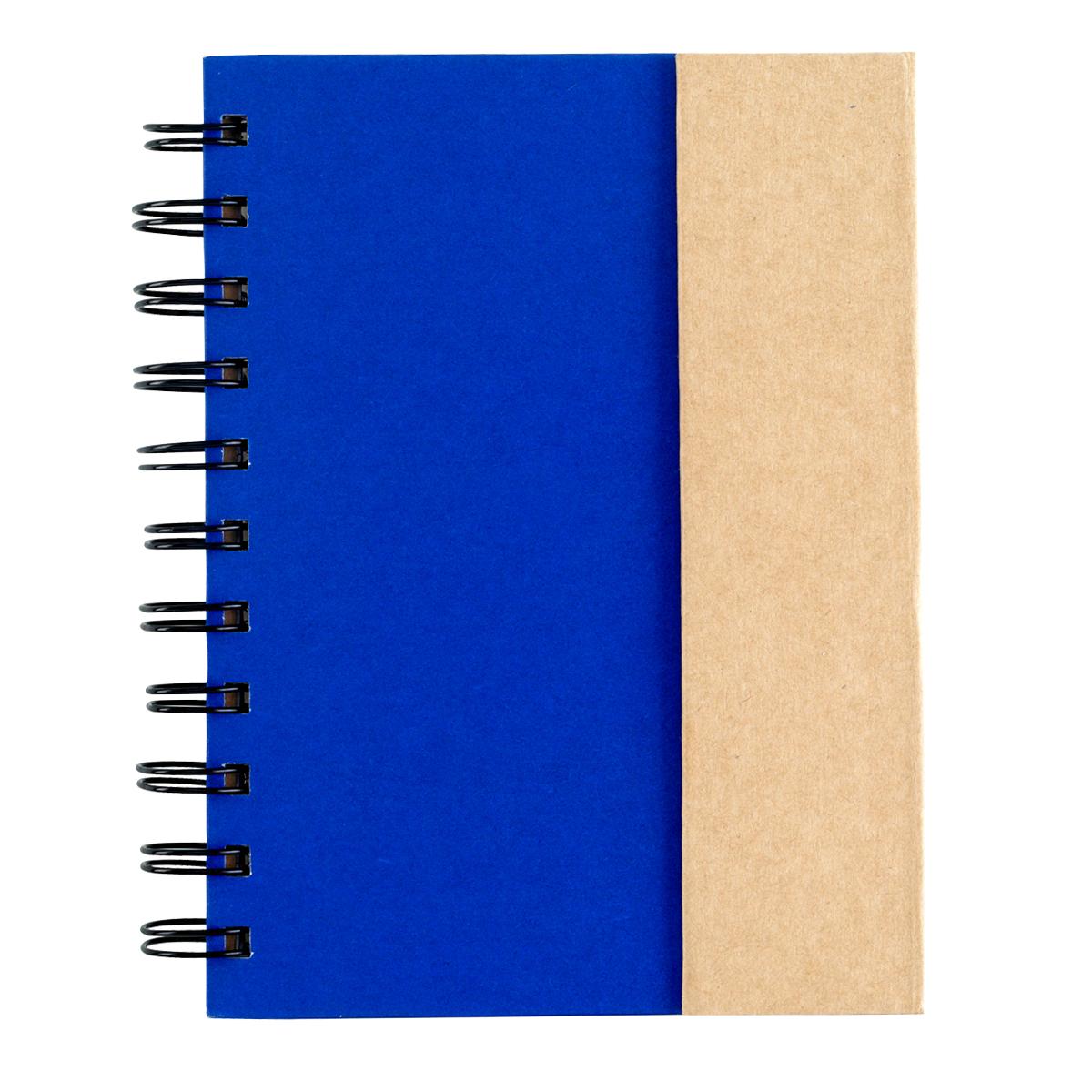 6106 - Libreta con Notas y Banderas Adhesivas con Cubierta de Papel