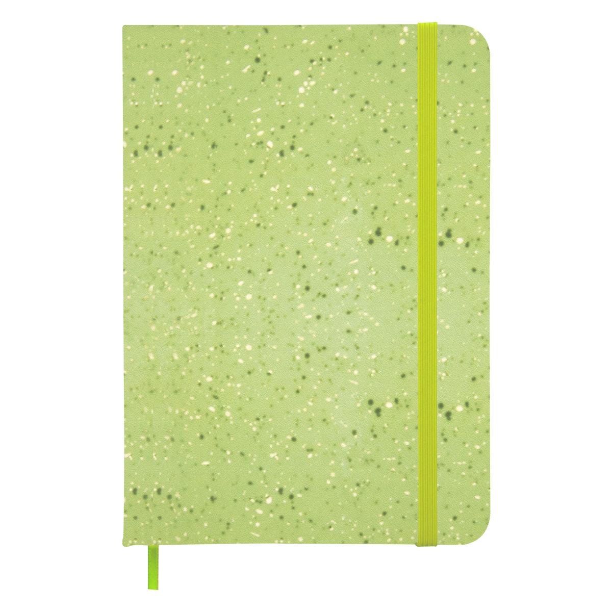 6501 - Libreta de 80 hojas Jackson con Cierre Elástico