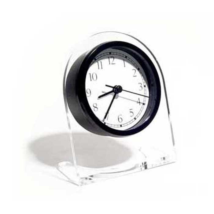 A02 - Reloj Análogico con Soporte de Acrílico
