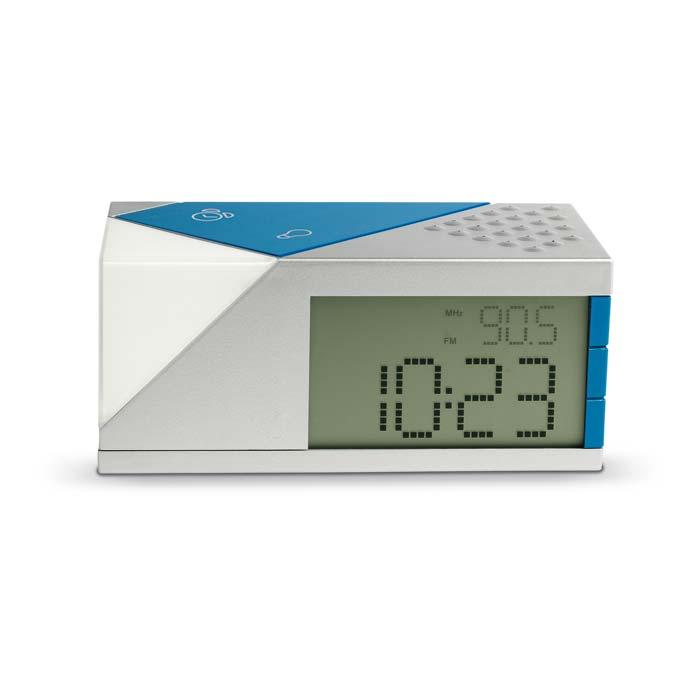 AR1385.SOB - Reloj Despertador Digital con Radio y Pantalla LCD