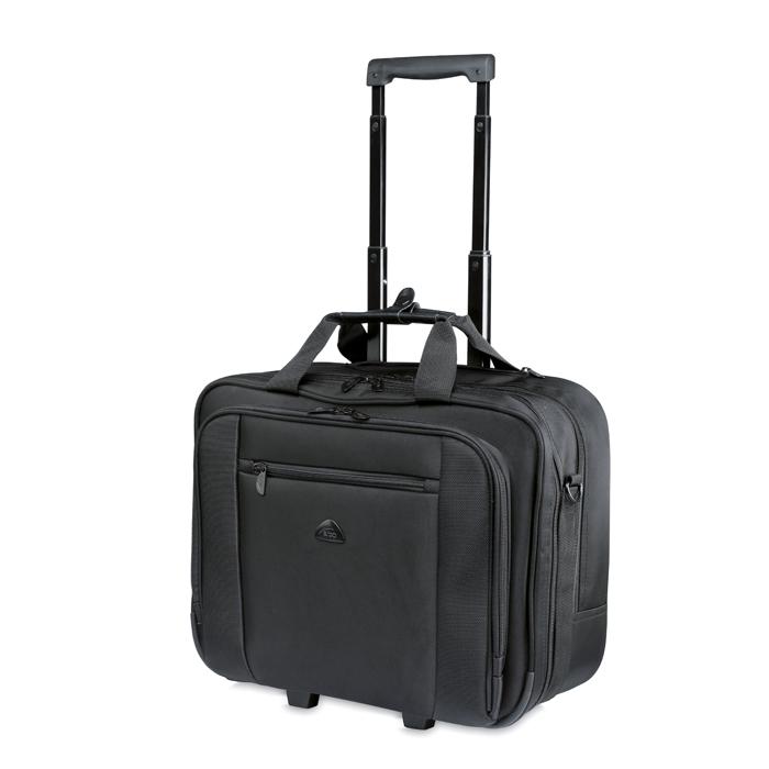 """AR1578 - Maleta de Carrito para Laptop de 15"""" de Nylon"""