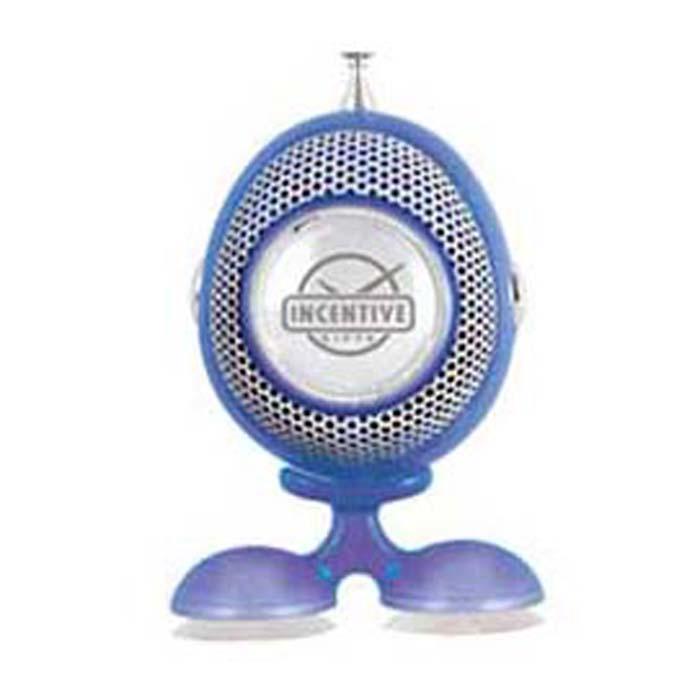 C02-0025 - Radio FM de Plástico con Chupón
