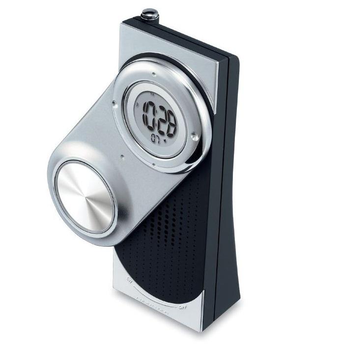 C02-0039 - Radio FM de Escritorio con Reloj