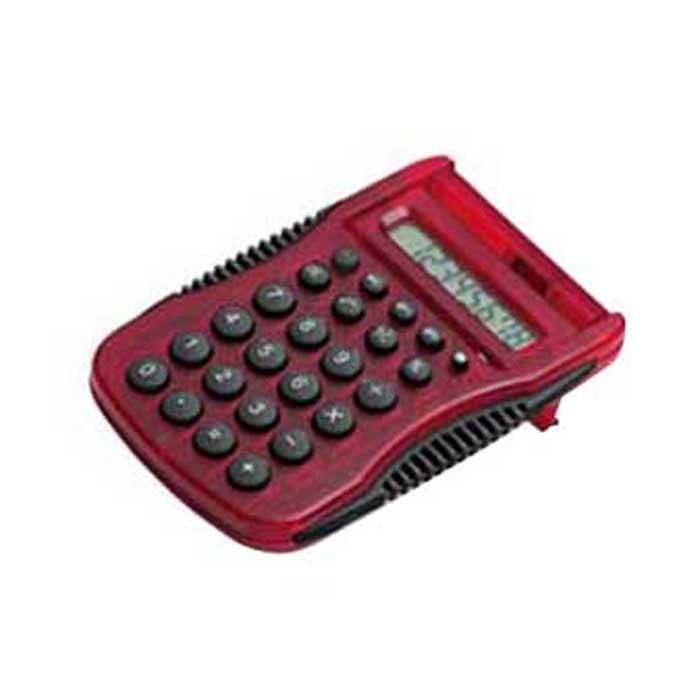 C03-0031 - Calculadora Plástica 8 Dígitos