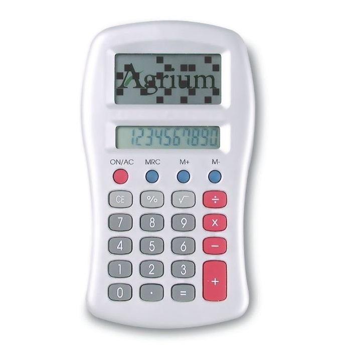 C03-0042 - Calculadora de Plástico con Pantalla Mágica 42