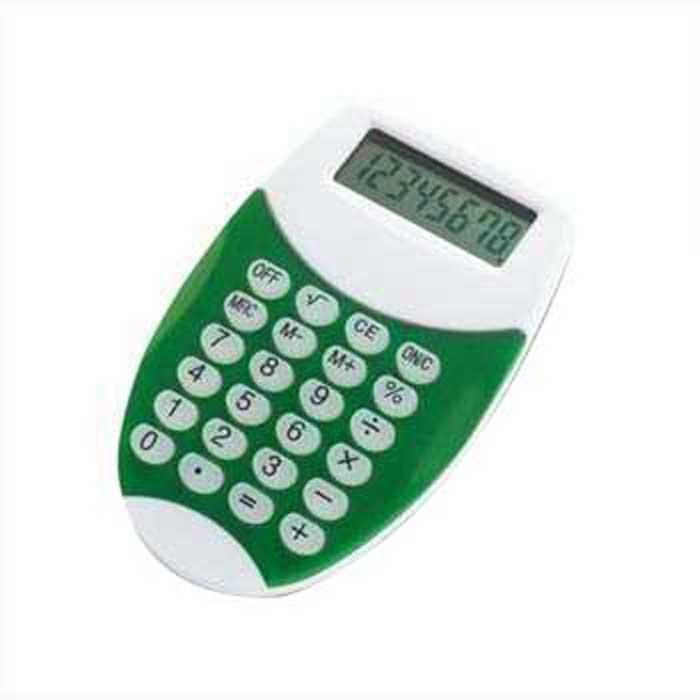 C03-0050 - Calculadora de Bolsillo con Pantalla de 8 Dígitos 0050