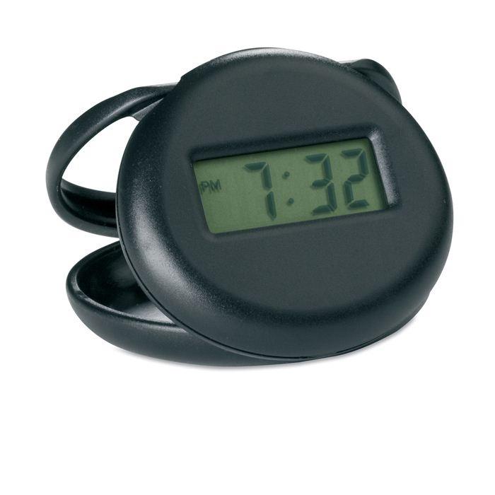 C04-0052-SL - Reloj Digital con Alarma y Luz 52