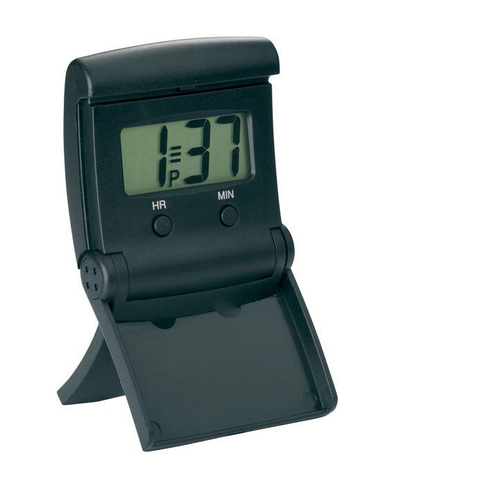 C04-0053-SL - Reloj Digital con Alarma y Luz 53