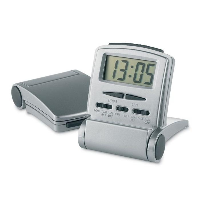 C04-0060 - Reloj Digital con Alarma y Tapa 60