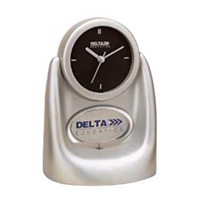 C04-0061 - Reloj Analógico de Escritorio con Placa Giratoria 61