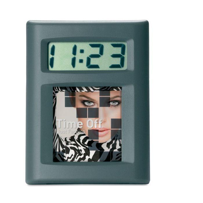 C04-0063 - Reloj Digital Rectangular con Pantalla Mágica 63