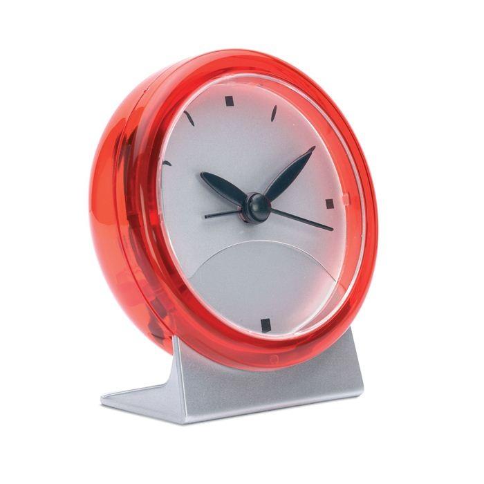 C04-0066 - Reloj Analógico con Alarma y Soporte 66