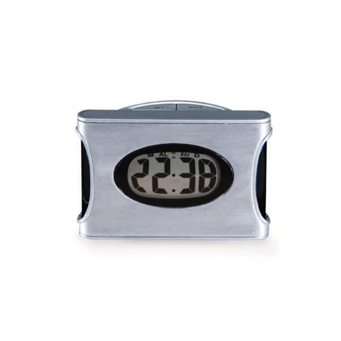 C04-0067 - Reloj Digital de Plástico con Alarma 67