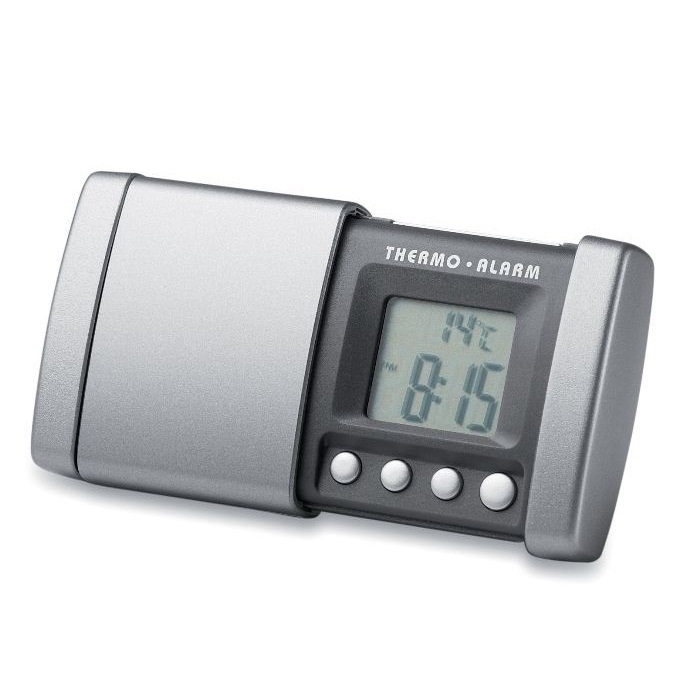 C04-0092 - Reloj Despertador con Termómetro 92