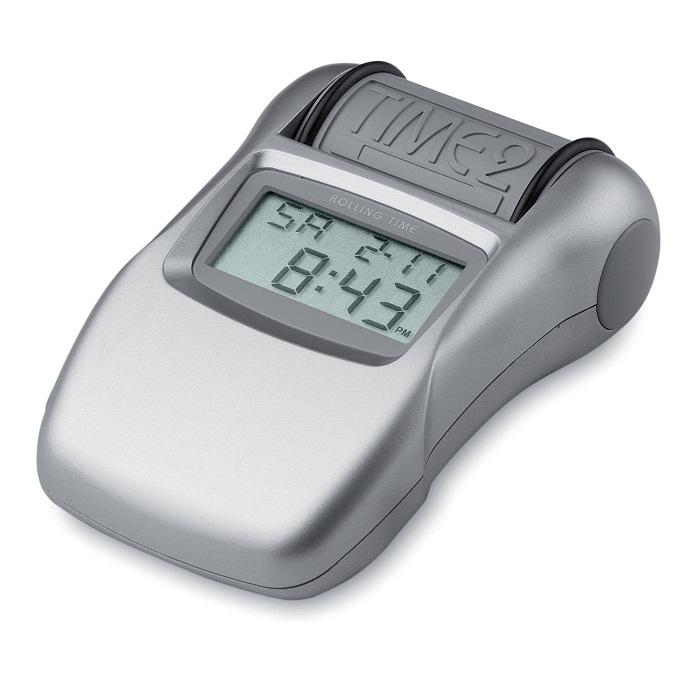 C04-0099 - Reloj con Rodillo y múltiples Alarmas