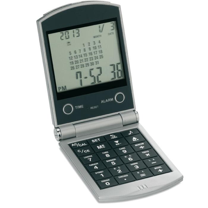 C04-0102 - Reloj Plegable con Calculadora 102