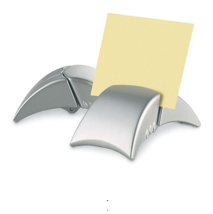 C05-0004-SL - Clip Plástico Porta Notas de Escritorio