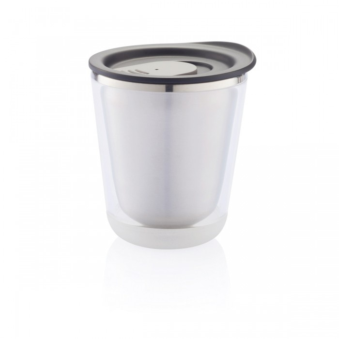 C06-0309 - Taza Térmica de Acero Inoxidable de doble Pared