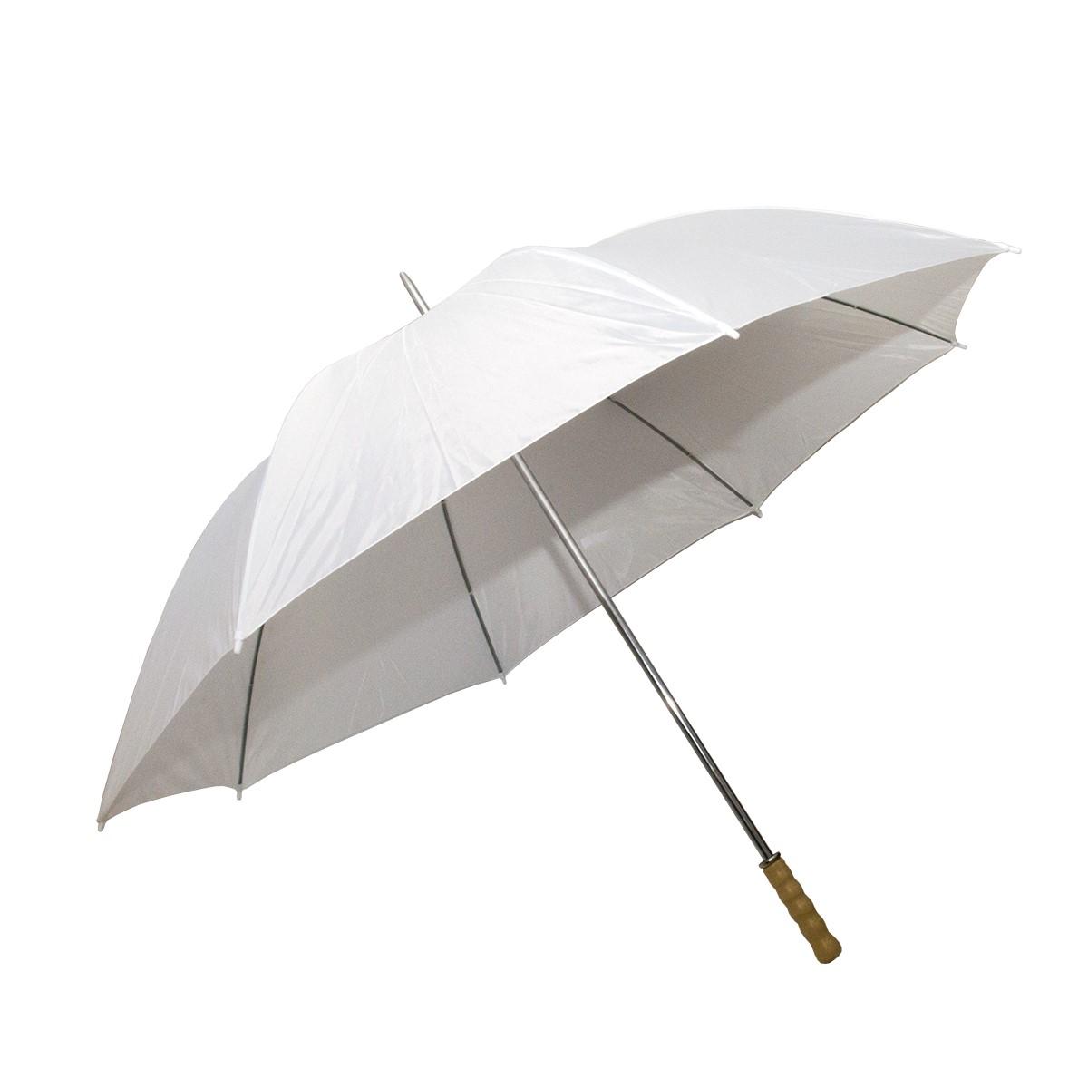 C06-0316 - Paraguas Manual con mango de Madera