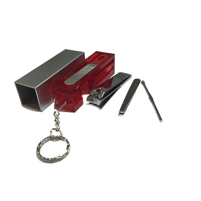 C07-0116 - Llavero con Mini Set de Manicure