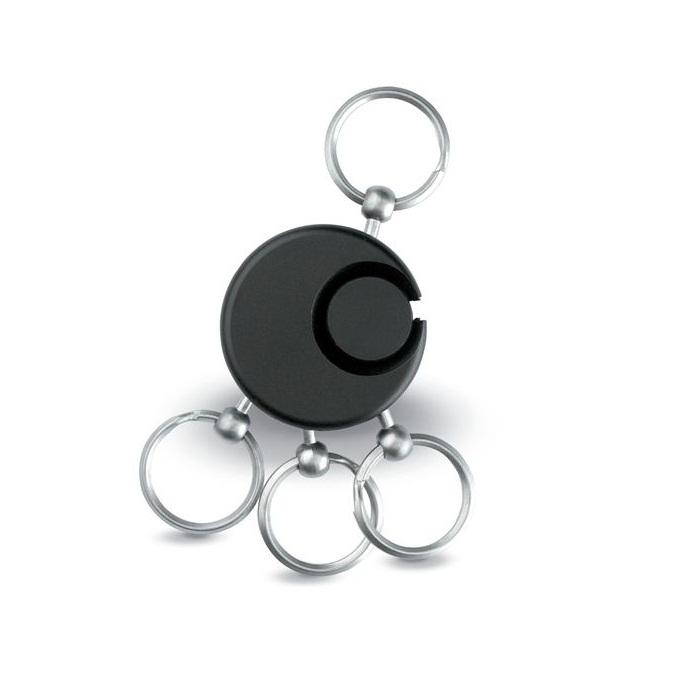 C08-0132 - Llavero Múltiple de Aluminio