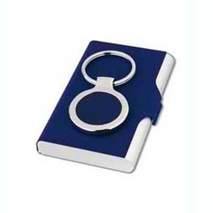 C08-0148 - Llavero de Metal con caja de Aluminio