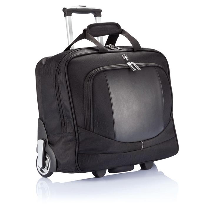 C09-0199 - Trolley Ejecutivo Porta Laptop de Alta Resistencia
