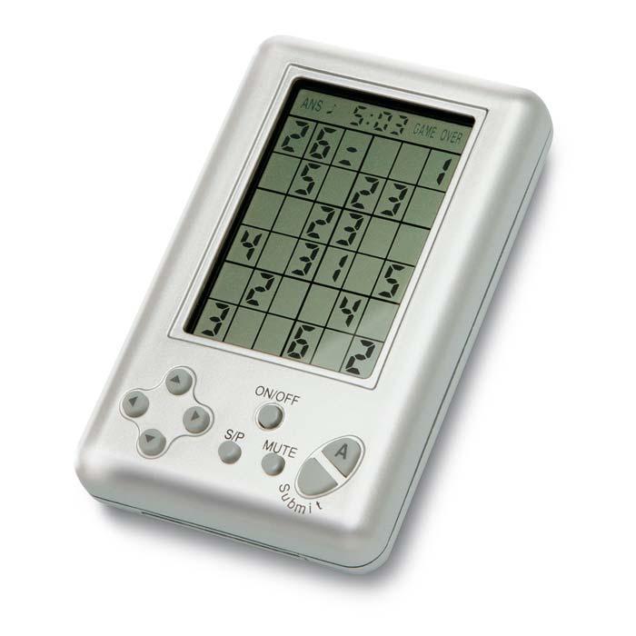 IT3405.SOB - Sudoku Digital de Plástico con pantalla LCD