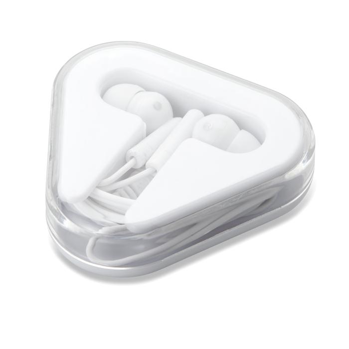 MO8149 - Audífonos de PVC en Estuche de PS