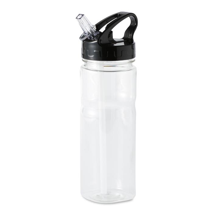 MO8308 - Botella de PCTG con Popote 500 ml