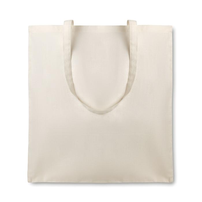 MO8973 - Bolsa de Mano para Compras de Algodón Orgánico
