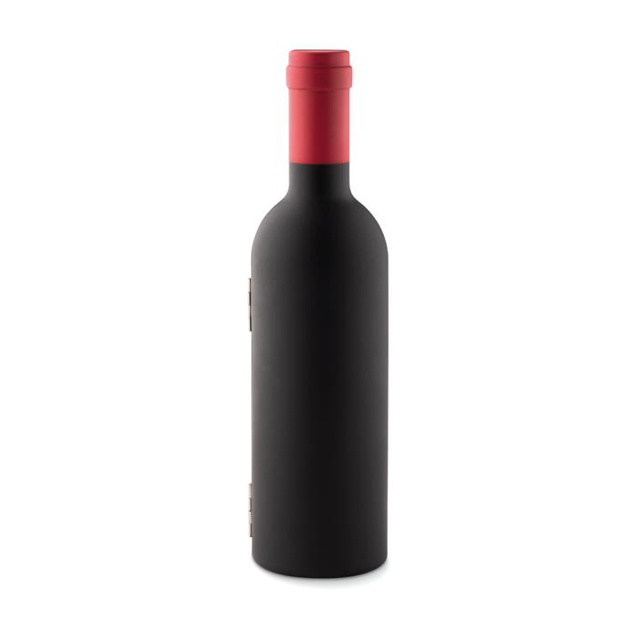MO8999 - Set de Vino en Caja con Forma de Botella