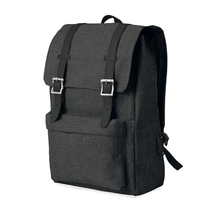 """MO9439 - Mochila para Laptop 15"""" de PL/PES"""
