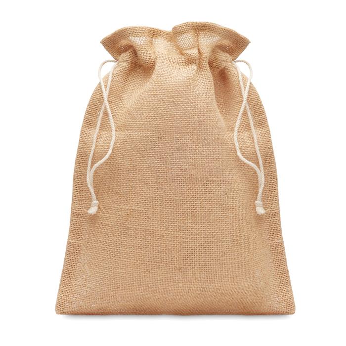 MO9928 - Bolsa regalo pequeña de yute