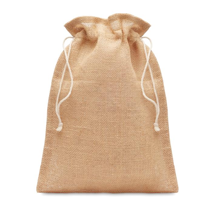 MO9929 - Bolsa regalo mediana de yute